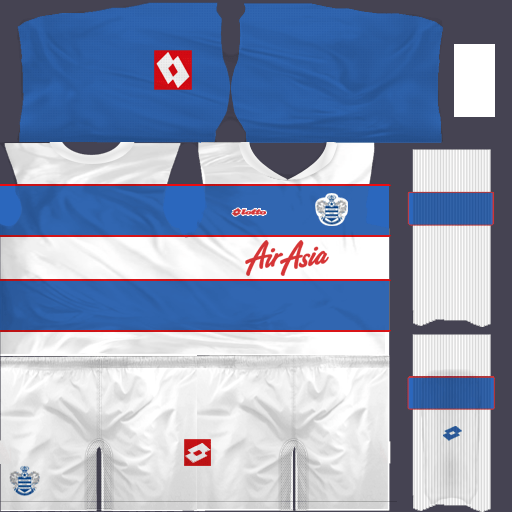 Lotto 13_14 QPR home.png 13/14 QPR 3D 유니폼