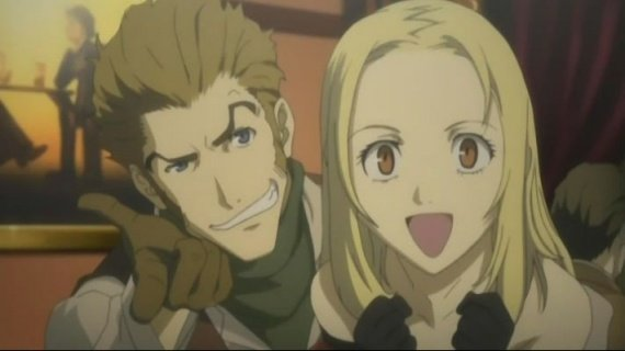 Pix For > Baccano Miria