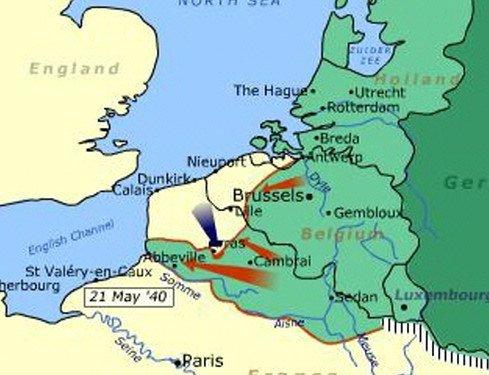 bandicam 2015-11-02 11-02-37-877.jpg 히틀러의 미스터리, 덩케르크 철수 작전