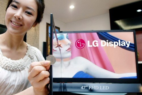 image_readtop_2009_285655_1242709560161204.jpg LG 마케팅 부 : 동전보다 얇은 디스플레이를 개발했습니다!!