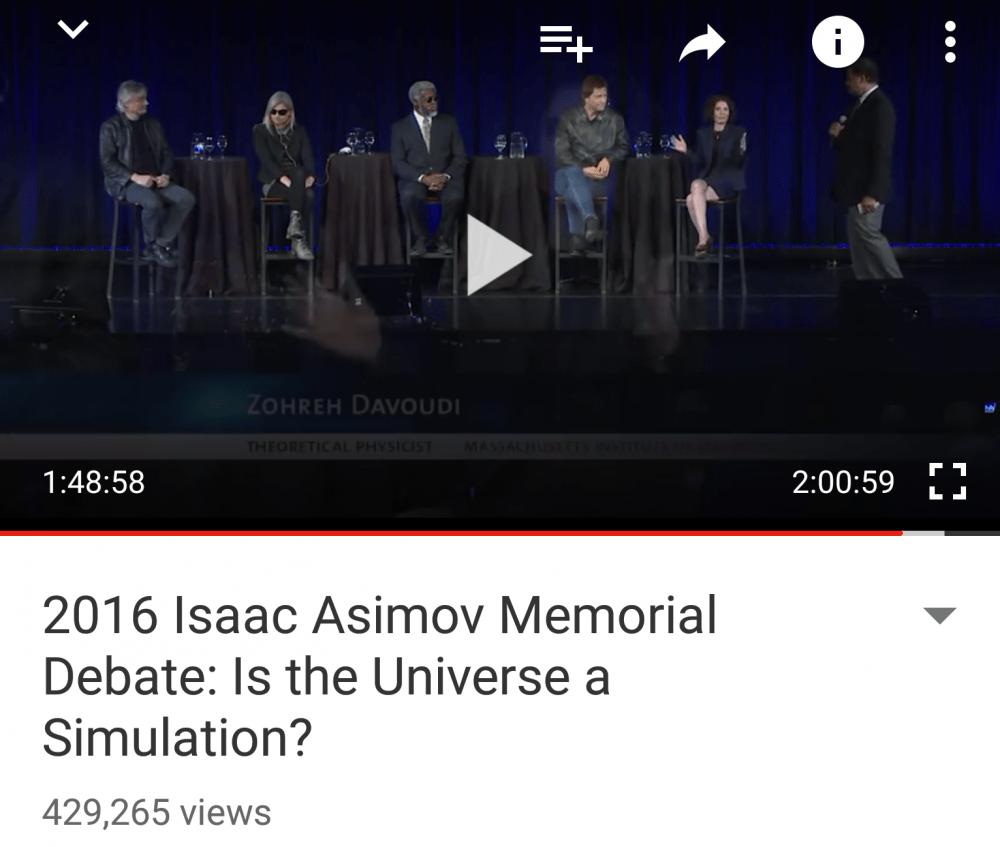"""13.png 과학자들: """"우주는 시뮬레이션,인간은 프로그램 코드"""""""