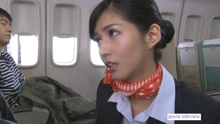 Flight attendant is fucked roughly ready to take off - 2 3