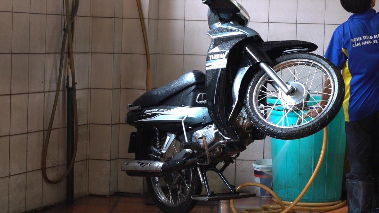 세차-1.jpg 세계 최초 베트남 오토바이 세차 문화