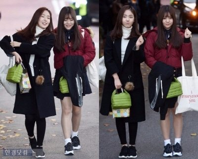 161117 신비, 엄지, 유주 대수능.jpg (스압) 2016년 여자친구 결산
