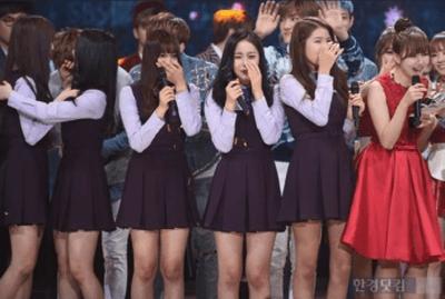 160202 여자친구 음방 첫 1위(더쇼).png (스압) 2016년 여자친구 결산
