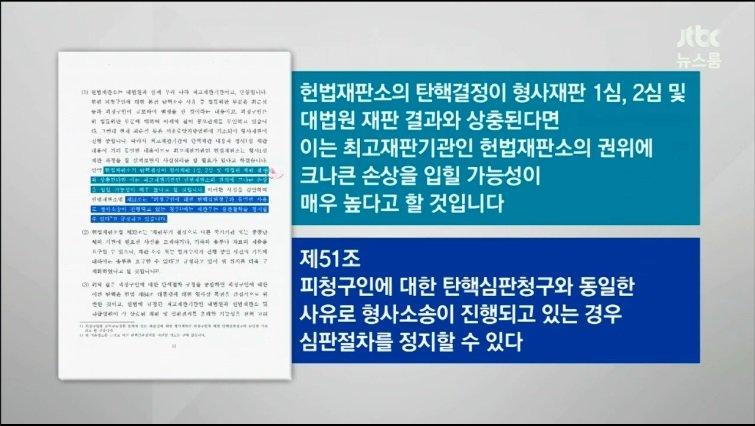 1.jpg 헌재를 압박하려던 청와대