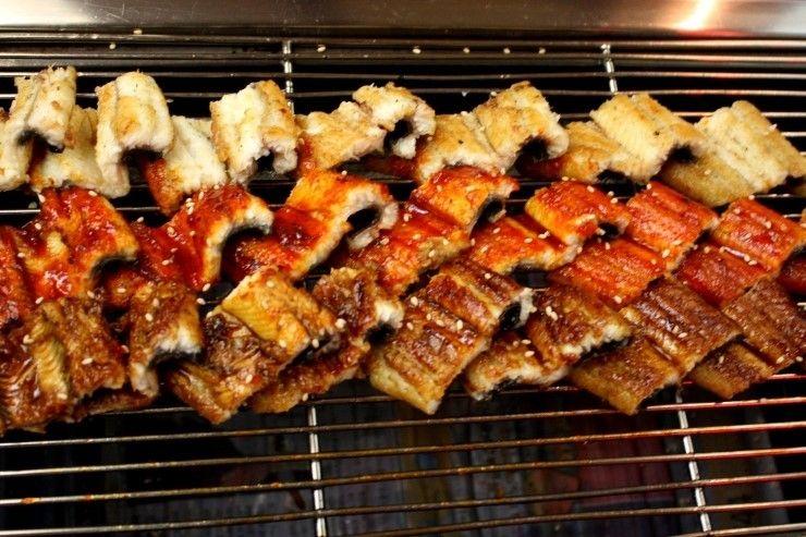 장어.jpg 한국인은 잘 먹는데 다른 나라는 의외로 잘 안먹는 음식들.jpg