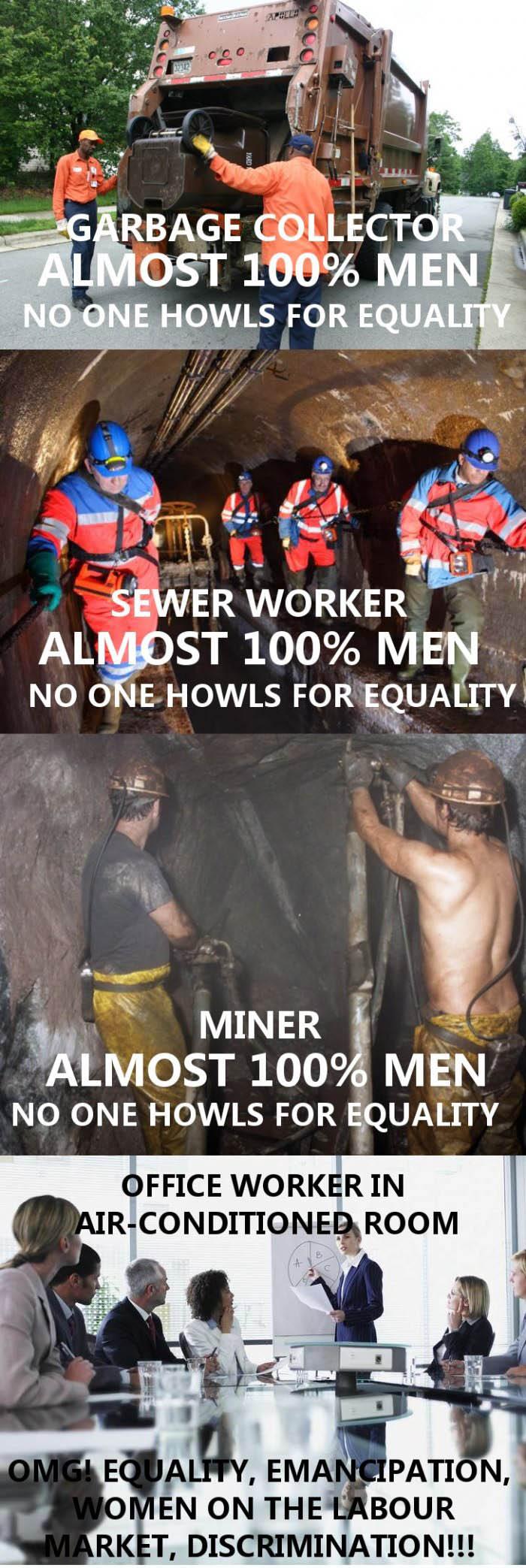 메갈이 원하는 남녀평등