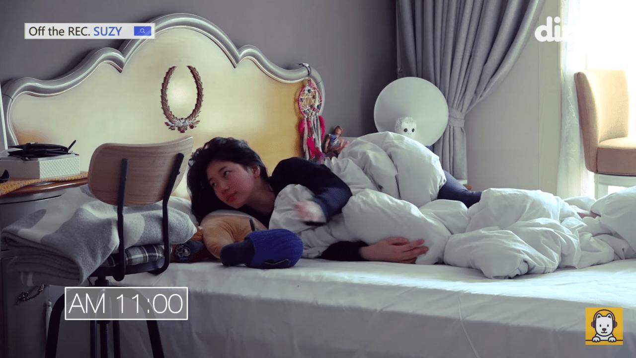 Screenshot_20170122-163801.png 수지 자고 일어난 모습