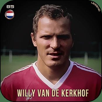 Willy Van De Kerkhof