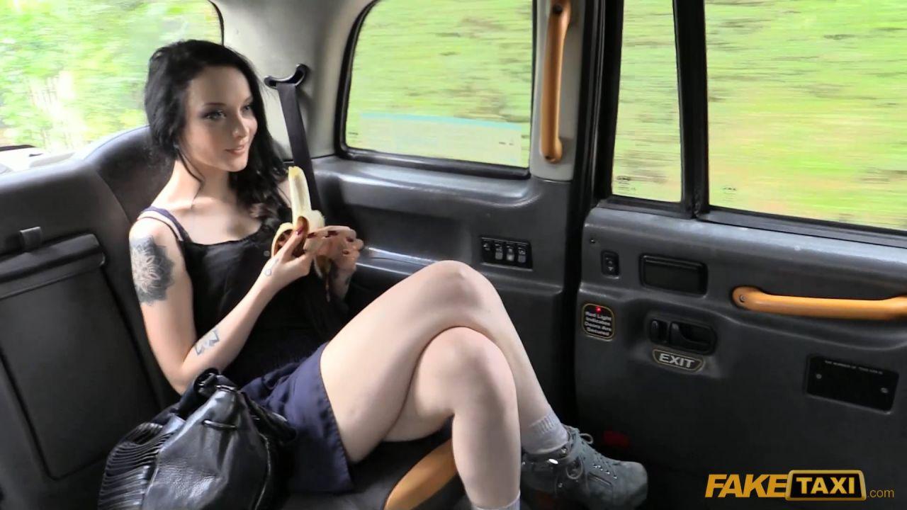 Fake taxi lou lou