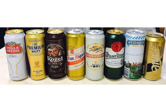 2.jpg 편의점 수입 맥주 8종 맛 비교