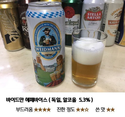3.jpg 편의점 수입 맥주 8종 맛 비교