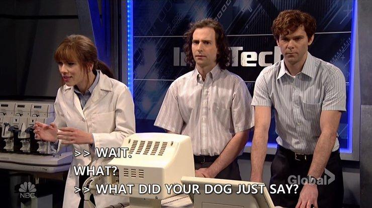 9.jpg 미국 SNL 트럼프 풍자 (feat. 스칼렛 요한슨)