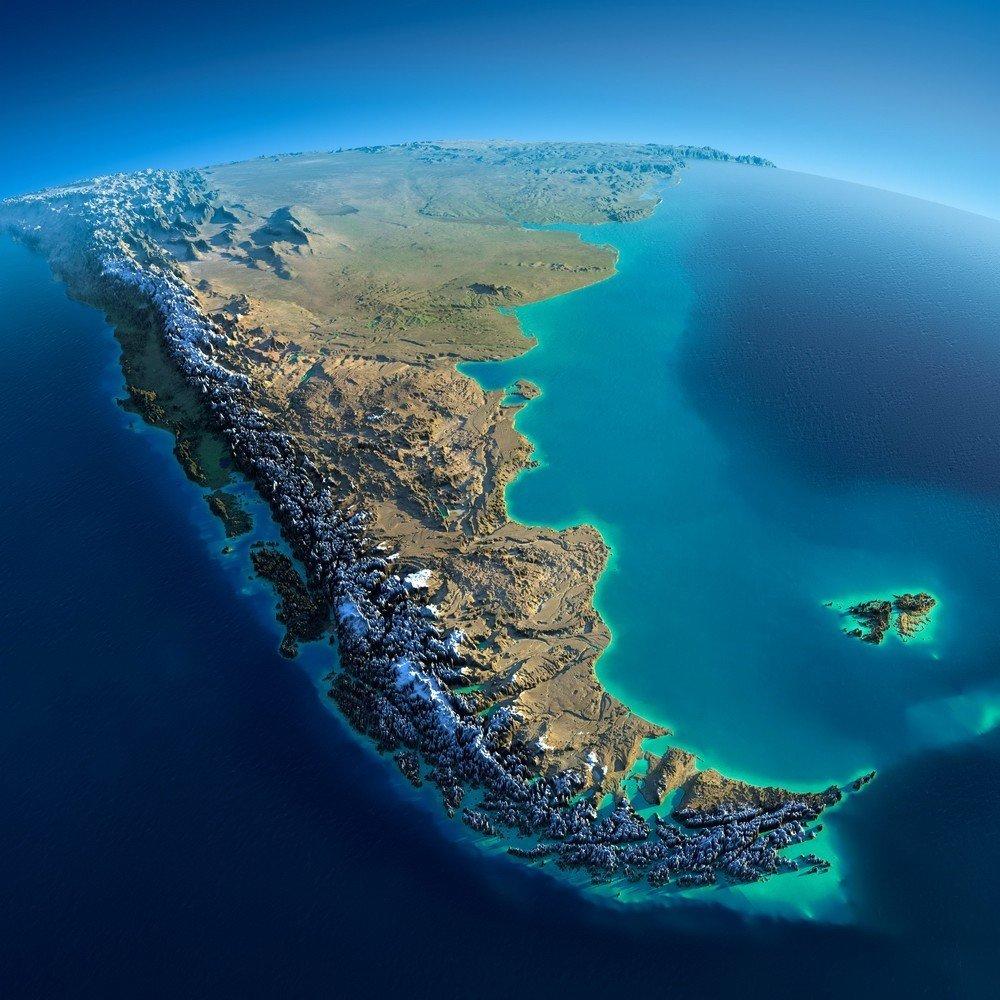 7.jpg 해발고도를 뻥튀기 한다면, 지구는 어떻게 보일까?
