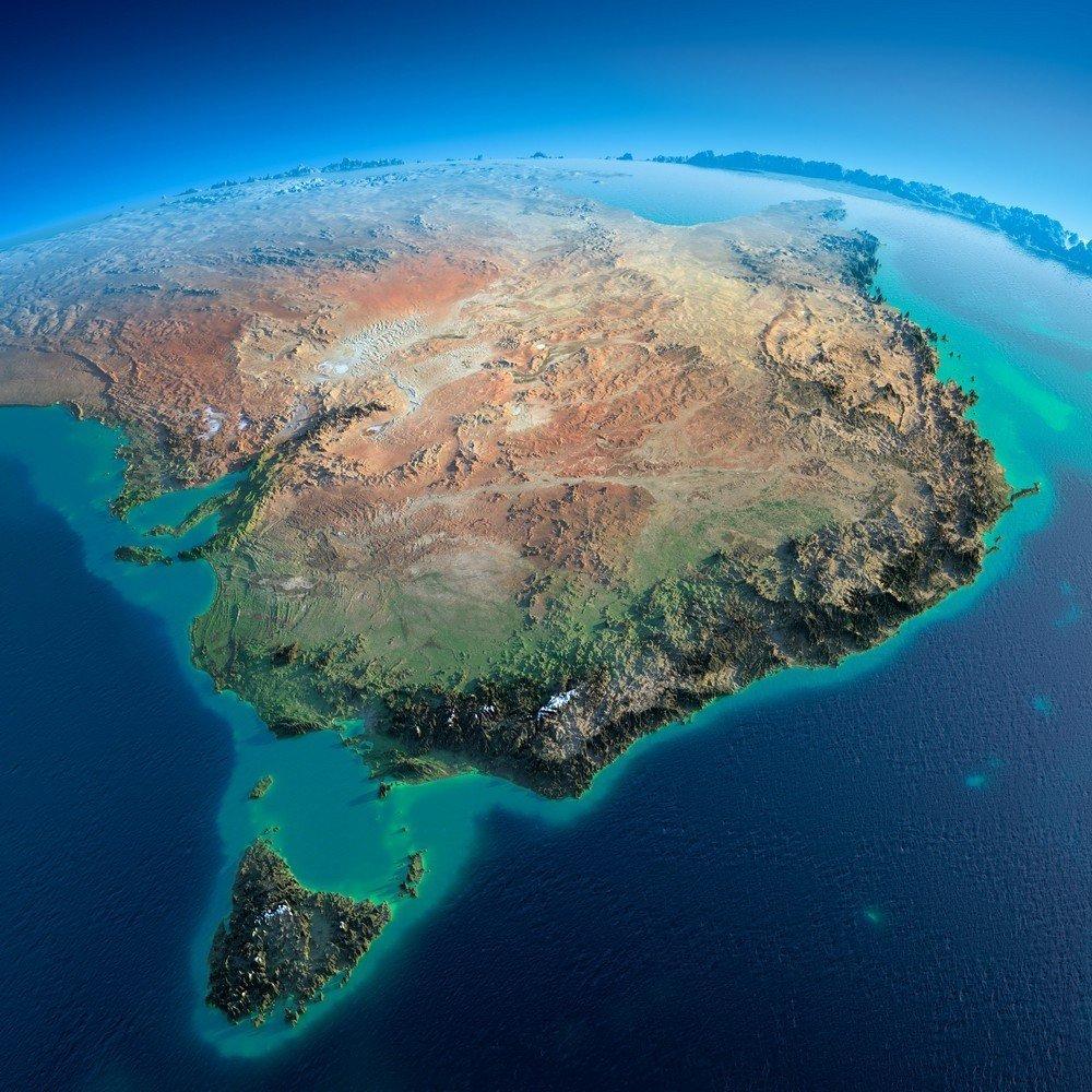 9.jpg 해발고도를 뻥튀기 한다면, 지구는 어떻게 보일까?