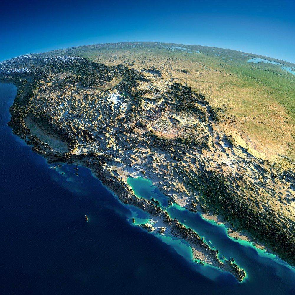 11.jpg 해발고도를 뻥튀기 한다면, 지구는 어떻게 보일까?