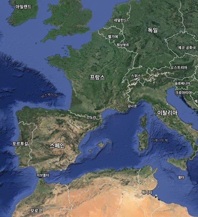 4.jpg 해발고도를 뻥튀기 한다면, 지구는 어떻게 보일까?