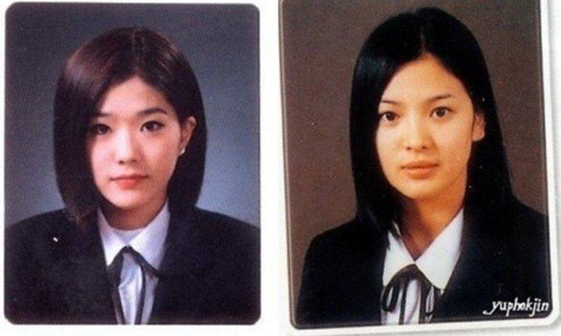43.jpg 은광여고에서 얼굴로 나름 유명했다는 여자연예인 둘.JPG