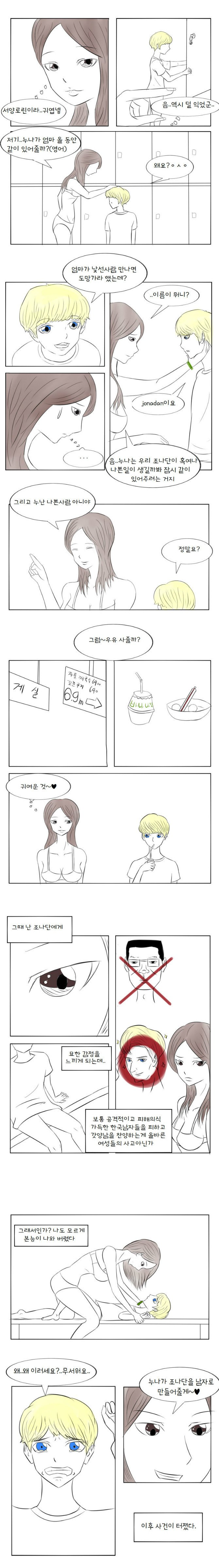 2.jpg 목욕탕에서 서양남자 농락한 썰♡ 목욕탕에서 서양 로린이 농락한 썰.manhwa