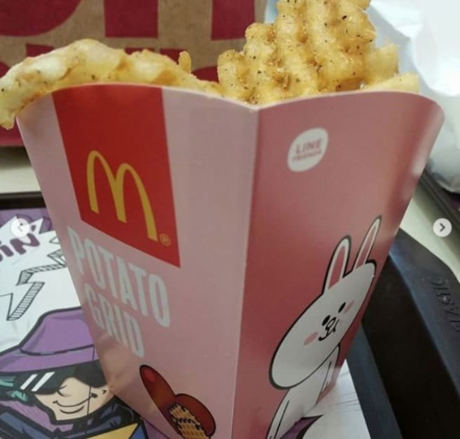 3.jpg 세계의 맥도날드 음식