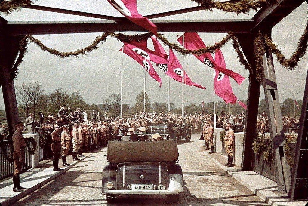 56.jpg 나치독일 컬러 복원 사진들.JPG 나치독일 컬러 복원 사진들.JPG (스압)나치 독일 당시 컬러 사진..JPG