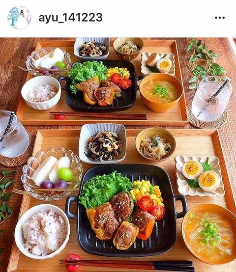 2.jpg 한달 식비 약 35만원이라는 어느 일본 가정 밥상