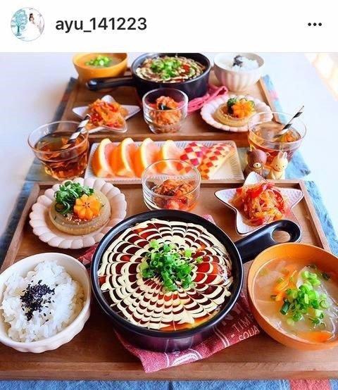 9.jpg 한달 식비 약 35만원이라는 어느 일본 가정 밥상