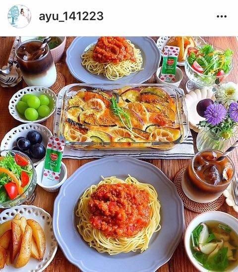 1_28129.jpg 한달 식비 약 35만원이라는 어느 일본 가정 밥상