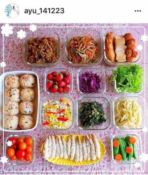 13.jpg 한달 식비 약 35만원이라는 어느 일본 가정 밥상