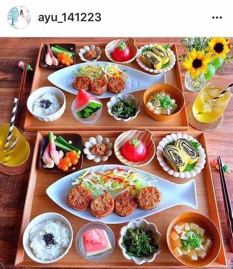 4.jpg 한달 식비 약 35만원이라는 어느 일본 가정 밥상