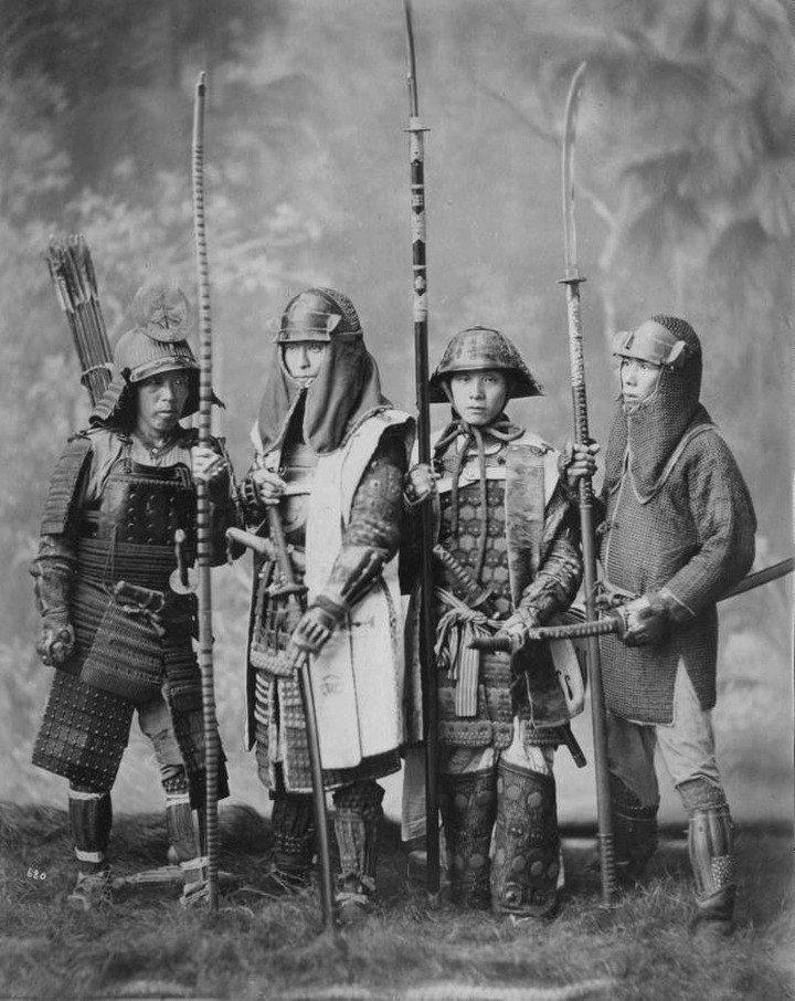 3774080165_8e353b6cac_o.jpg 19세기 후반, 사진으로 남아있는 동북아 갑옷 착용샷들