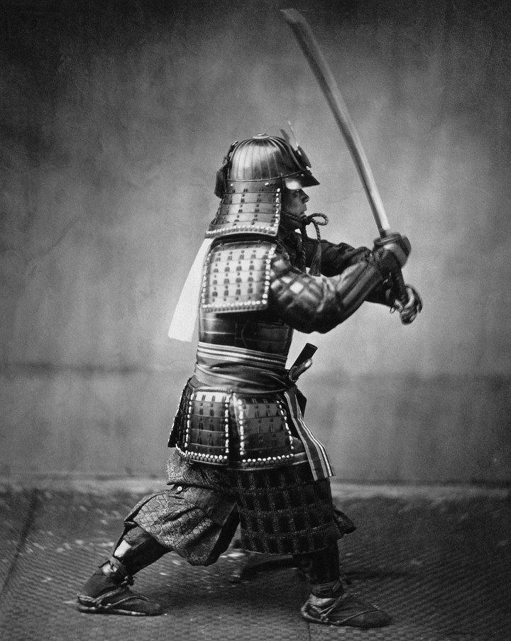 0kLau5W.jpg 19세기 후반, 사진으로 남아있는 동북아 갑옷 착용샷들