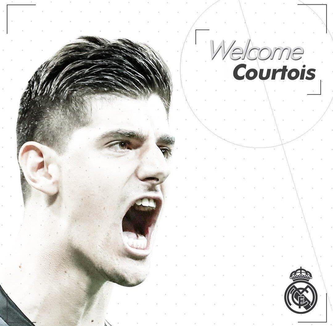 IMG_20180808_151645.jpg 쿠르트와 오피셜 떴다 ㅋㅋ [오피셜] 쿠르트와 레알 이적/코바시치 첼시 임대