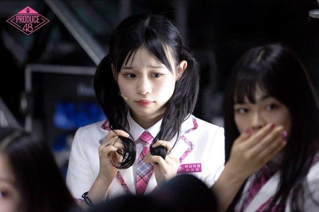 인스타DM으로 곶통받고 있는 무라카와 비비안 - 걸그룹 갤러리 ...