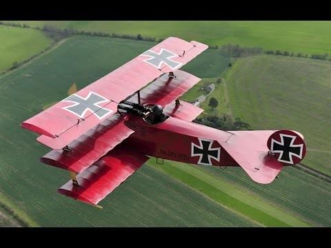 red baron plane.jpg 전설로 남은 붉은 남작