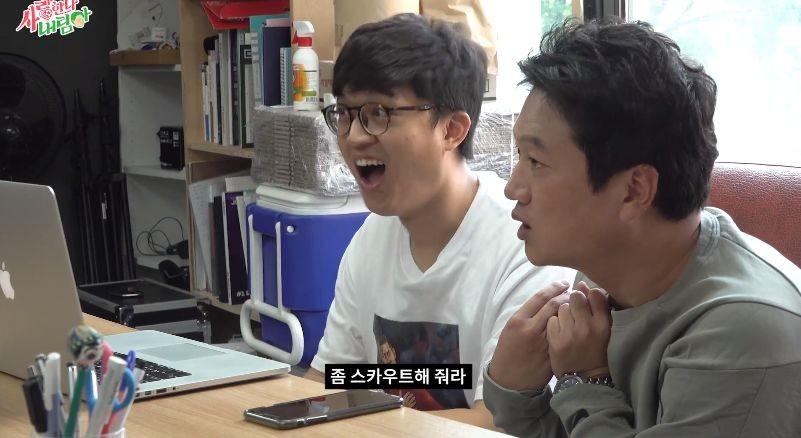 김소혜에게 까인 박문성