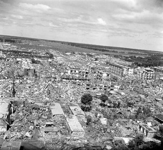 탕산.jpg 인류 역사상 최악의 지진들