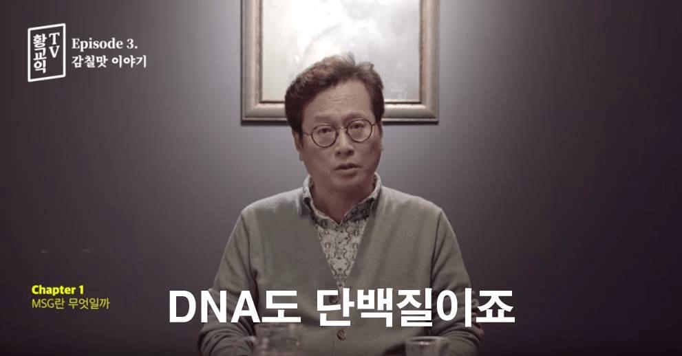 D7902C7F-664D-4C18-9ECC-99F767782E16.png 황교익: dna도 단백질이죠