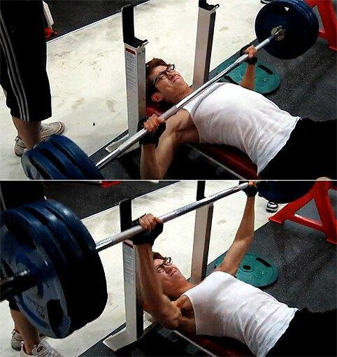 34156361.1.jpg 몸무게 55kg에 벤치프레스 100kg 든다는 연예인.jpg 몸무게 55kg에 벤치프레스 100kg 든다는 연예인.jpg