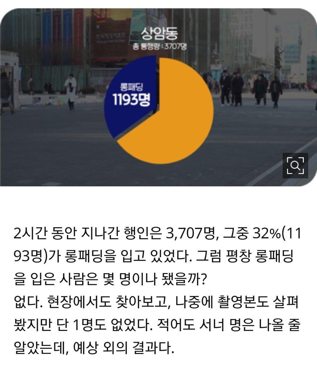 Screenshot_20190210-142957_Samsung Internet.jpg 평창 롱패딩 다 어디로 갔을까?