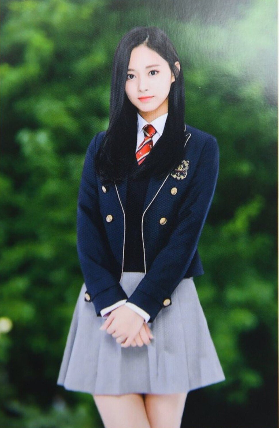Screenshot_20190212-111533_에펨코리아.jpg 오늘 고등학교 졸업한 트와이스 채영&쯔위