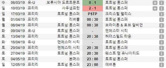 토트넘 경기일정 : 손흥민 토트넘 경기 일정 체크하세요 10월 11월 ...