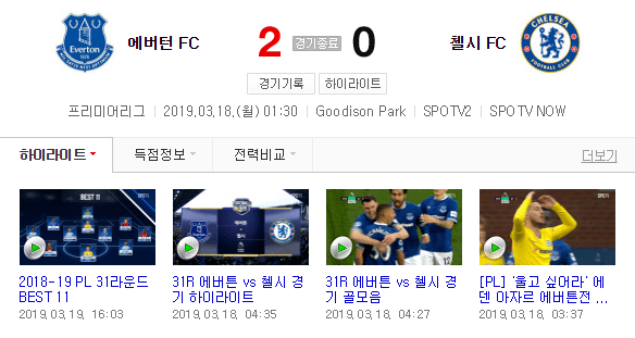 2.png 최근 EPL 3,4위권 싸움 상황