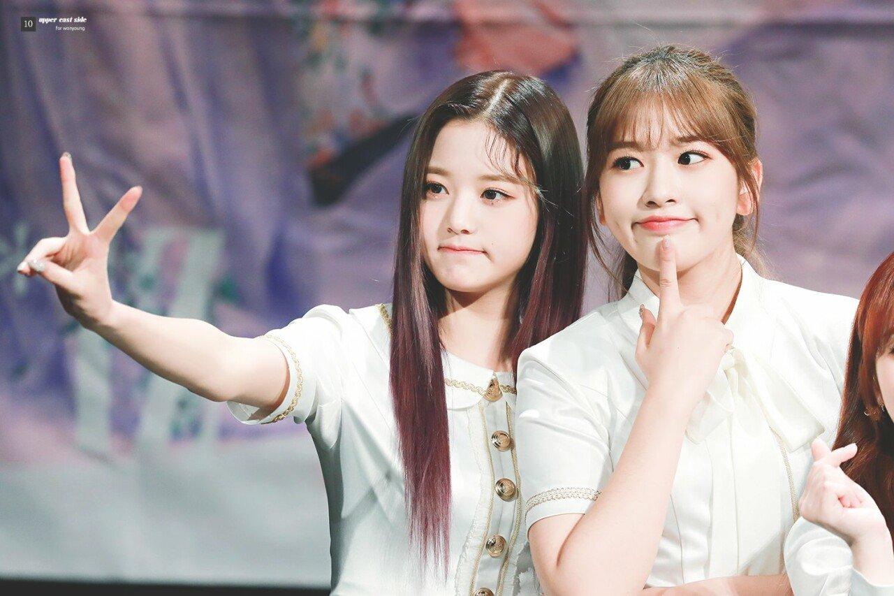 [아이즈원]나중에 안녕즈+예나 해서 걸그룹 데뷔했음 좋겠다