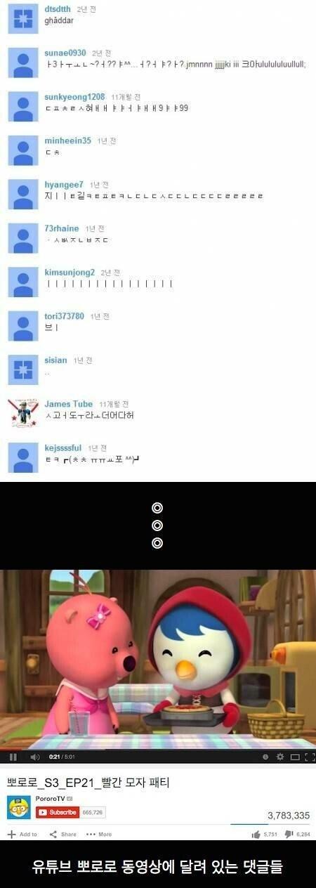 16aa688fe1311a1ea.jpg 유튜브에 댓글 첫경험 하는 사람들.