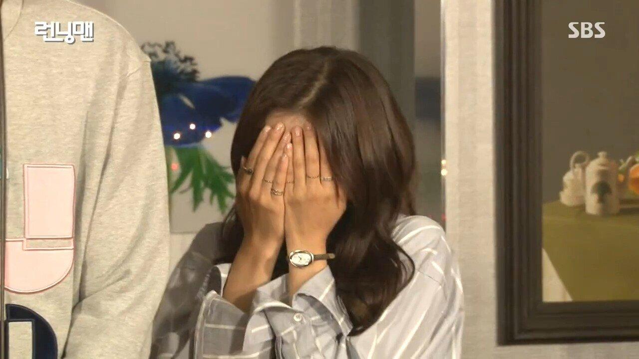 105.jpg 이상형한테 폭탄 고백받은 여자의 반응 (feat. 런닝맨 미방영분)