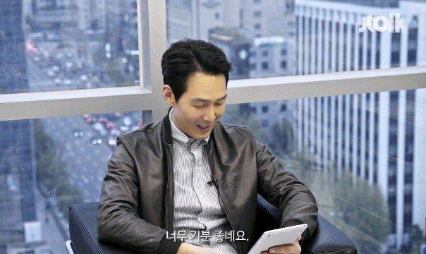 "18.jpg 이정재 ""손흥민 선수랑 제가 닮았다는 글이 많네요?"".jpg"