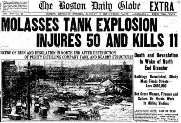 th1708081.3.jpg 보스턴 당밀 탱크 폭발 사건
