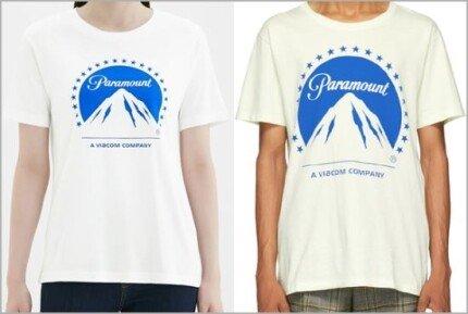 구찌의 브랜드값을 알수있는 티셔츠